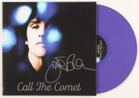 "Johnny Marr Signed ""Call The Comet"" Vinyl Record Album (JSA COA)"
