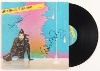 """Paul Kantner & David Freiberg Signed """"Modern Times"""" Vinyl Record Album (JSA COA)"""