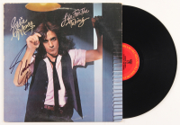 "Eddie Money Signed ""Life for the Taking"" Vinyl Record Album (JSA COA)"