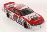 Dale Earnhardt Jr #8 Budweiser / Born on Date / Daytona Win / Raced Version 2004 Monte Carlo 1:24 Scale Die Cast Car