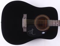 """Tim McGraw Signed 40"""" Acoustic Guitar (Beckett COA) at PristineAuction.com"""