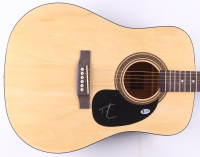 "Tim McGraw Signed 40"" Acoustic Guitar (Beckett COA) at PristineAuction.com"