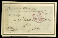 Charles Cornwallis Signed Handwritten Letter (Beckett LOA) at PristineAuction.com