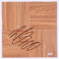 Willie Cauley-Stein Signed Vinyl Plank Floor Piece (PSA Hologram) at PristineAuction.com