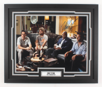 "Mike Tyson Signed ""The Hangover"" 22x26 Custom Framed Photo Display (JSA COA)"