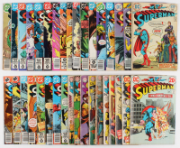 "Lot of (35) 1964-1989 DC ""Superman"" 1st Series Comic Books with Issues #228, #303, #399, #211, #356, #353"