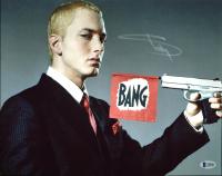 Eminem Signed 11x14 Photo (Beckett COA)