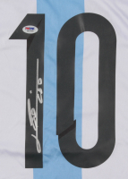 Lionel Messi Signed Argentina Jersey (PSA LOA) at PristineAuction.com
