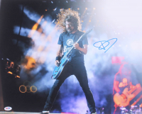 Dave Grohl Signed 16x20 Photo (PSA COA) at PristineAuction.com