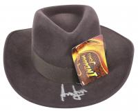 "Harrison Ford Signed ""Indiana Jones"" Hat (Beckett LOA & Radtke COA)"