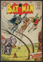 "1955 DC ""Batman"" Issue #93 Comic Book"