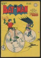 "1945 DC ""Batman"" Issue #29 Comic Book"