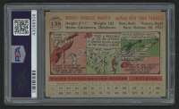 1956 Topps #135 Mickey Mantle (PSA 5.5) at PristineAuction.com