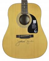 "Jackson Browne Signed 38"" Epiphone Acoustic Guitar (Beckett COA)"