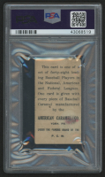 1915 American Caramel E106 #40A Honus Wagner (PSA Authentic) at PristineAuction.com
