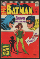 """1966 DC """"Batman"""" Issue #181 1st Appearance Poison Ivy Comic Book"""