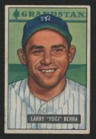 1951 Bowman #2 Yogi Berra