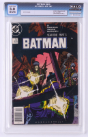 "1987 ""Batman"" Issue #406 DC Comic Book (HALO 3)"