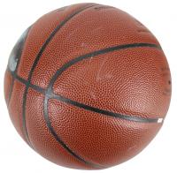 "LeBron James Signed Hand-Painted NBA Basketball Inscribed ""King James"" (JSA LOA) at PristineAuction.com"