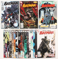"Lot of (20) 2007-11 ""Batman"" #659-#713 DC Comic Books"