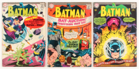 "Lot of (3) 1964 ""Batman"" #190-#192 DC Comic Books"