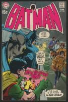 "1970 DC ""Batman"" Issue #222 Comic Book"