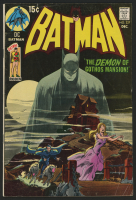 "1970 DC ""Batman"" Issue #227 Comic Book"