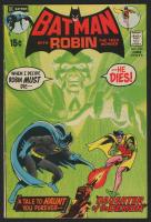 "1971 DC ""Batman"" Issue #232 Comic Book"