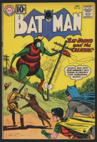"1961 DC ""Batman"" Issue #143 Comic Book"