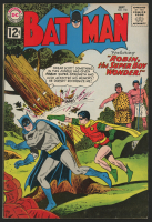 "1962 DC ""Batman"" Issue #150 Comic Book"