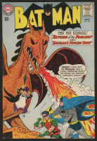 "1963 DC ""Batman"" Issue #155 Comic Book"