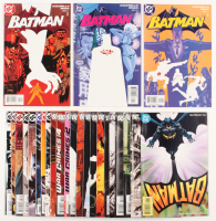 "Lot of (25) 2002-06 ""Batman"" #598-#654 DC Comic Books"