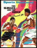 Muhammad Ali Signed 1971 Sports Illustrated Magazine (Beckett LOA)