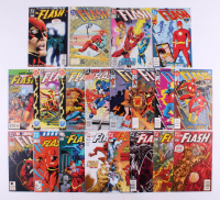 "Lot of (20) 1987-2006 DC ""Flash"" 2nd Series Comic Books with Issues #144, #83, #81, #65, #63, #220, #228"
