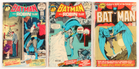 "Lot of (3) 1972 ""Batman"" DC Comic Books with #239, #240, & #241"