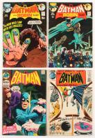 """Lot of (4) 1971 """"Batman"""" #228-#231 DC Comic Books"""