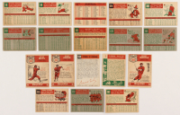 1959 Topps Complete Set of (572) Baseball Cards with #10 Mantle, #50 Mays, #163 Koufax, #380 Aaron, #514 Gibson RC & #564 Mantle AS at PristineAuction.com