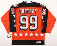 Wayne Gretzky Signed Campbell All-Star Jersey (PSA LOA)