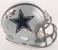 Amari Cooper Signed Dallas Cowboys Speed Mini Helmet (Beckett COA) at PristineAuction.com