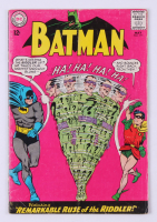"1965 ""Batman"" Issue #171 DC Comic Book at PristineAuction.com"