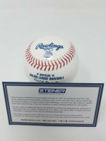 """Mariano Rivera Signed Limited Edition OML Baseball Inscribed """"HOF 2019"""" & """"1st Unanimous Vote"""" (Steiner Hologram) at PristineAuction.com"""