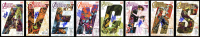 "Stan Lee Signed The Avengers ""Earth's Mightiest Heroes"" Complete Set of (8) Limited Series Comic Books (PSA COA)"