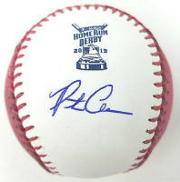 Pete Alonso Signed 2019 Home Run Derby OML Baseball (Fanatics Hologram) at PristineAuction.com