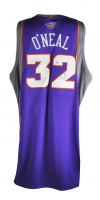 Shaquille O'Neal Signed Game-Used Phoenix Suns Adidas Jersey (Beckett COA)