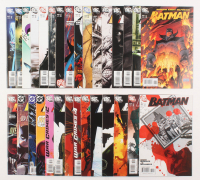 "Lot of (30) 2005-2007 DC ""Batman"" Comic Books Issues with #665, #657, #649, #642, #639"