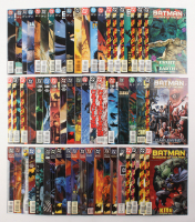 "Lot of (58) 1992-2000 DC ""Batman Shadow Of The Bat"" Comic Books Issues with #88, #75, #66, #9, #2"