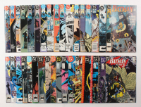 "Lot of (34) 2003-2005 DC ""Batman"" Comic Books Issues with #458, #455, #430, #462, #461"