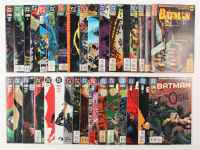 "Lot of (34) 1989-1997 DC ""Batman"" Comic Books Issues with #535, #439, #500, #464, #527"