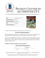 Derek Jeter Signed 1996 Sports Illustrated Magazine (Beckett LOA) at PristineAuction.com