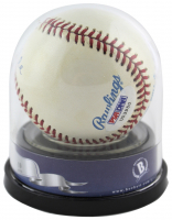 Mickey Mantle Signed OAL Baseball (BGS Encapsulated & PSA LOA) at PristineAuction.com
